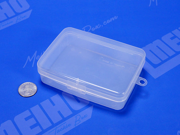 Square Plastic Container With Lid