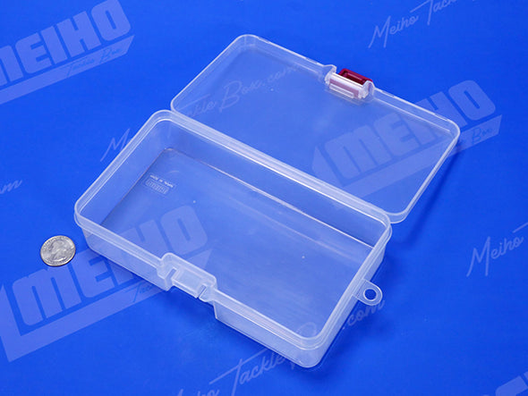 MC190 Plastic Box With Attached Lid