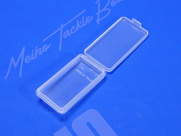 Small Single Compartment Plastic Container