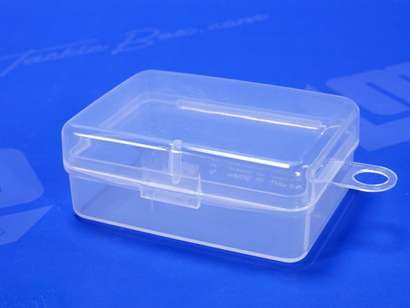 Snap Lid Closure On Meiho Box