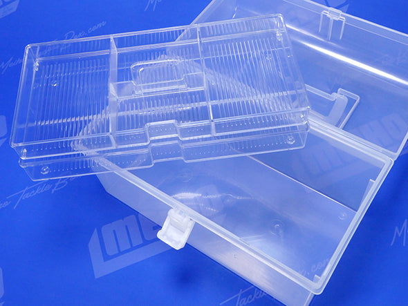 Two Tier Removable Plastic Tray