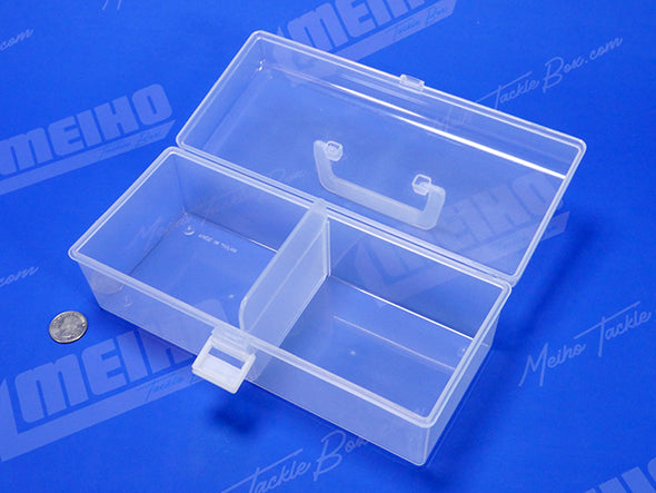 Fishing Supply Storage Case With Divider