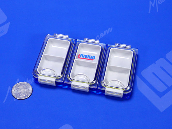 Pocket Sized Compartment Container