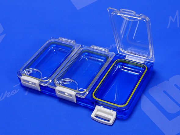Multi Compartment Case For Small Fishing Supplies