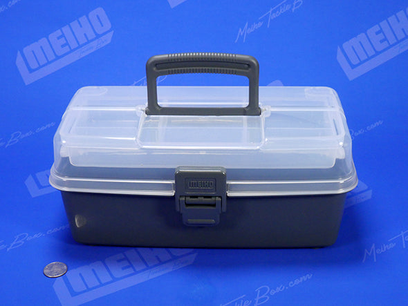 Plastic Tackle Box With Handle