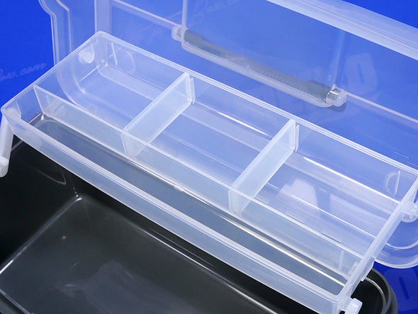 Attached Compartment Storage Tray