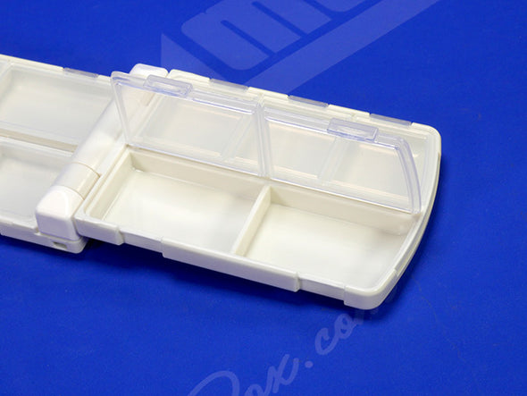 Small Fishing Tackle Storage Compartment Case