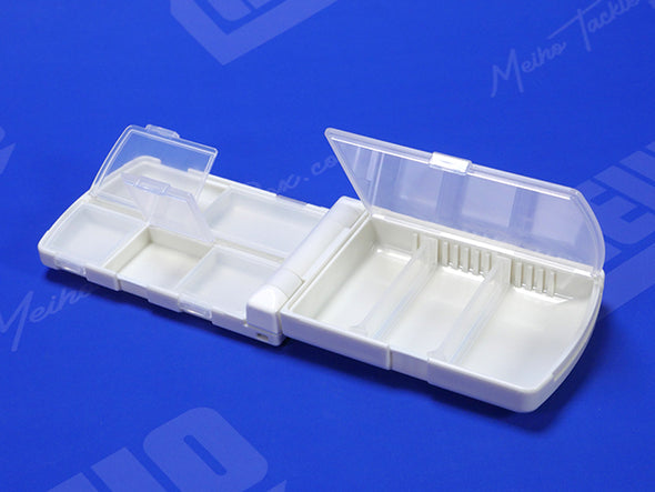 Plastic Storage Case For Small Tackle and Weights