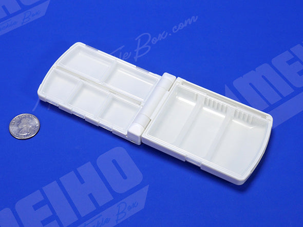 Small Plastic Flip Folding Case