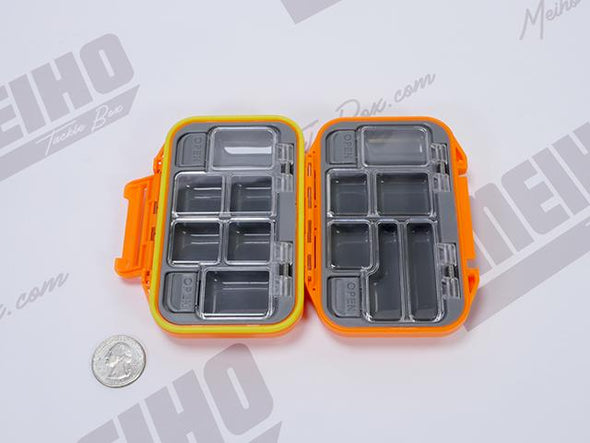 Pocket Sized Case For Fishing Hooks, Lures and Weights