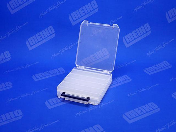 Hinged Lid Plastic Fishing Case