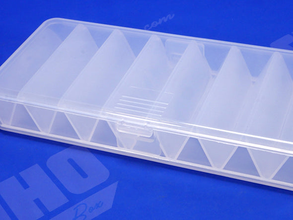 Snap Lid Closure On Reversible Storage Container