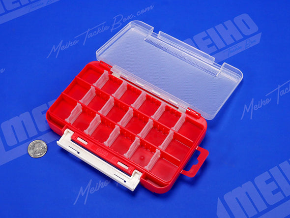 Plastic Fishing Tackle Storage Case