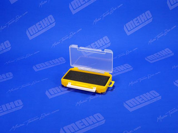 Hinged Lid Plastic Fishing Utility Case