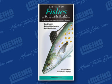 Informational Reference Guide Of All Salt Water Fishes Caught In Florida's Central and North Gulf of Mexico