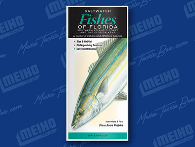 Informational Reference Guide Of All Salt Water Fishes Caught In the Southern Atlantic Coast and Florida Keys