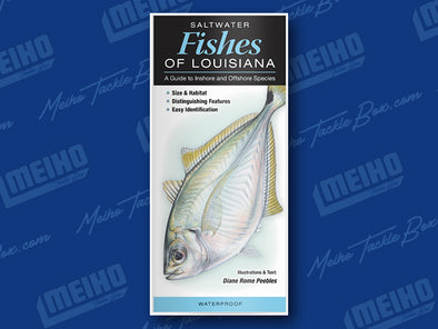 Informational Reference Guide Of All Salt Water Fishes Caught In Louisiana