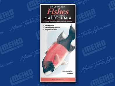 Informational Reference Guide Of All Salt Water Fishes Caught In Southern California