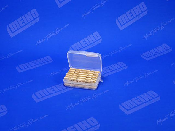 Hinged Lid Plastic Case Of Line Holders