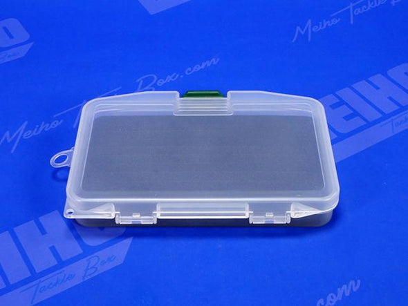 Sturdy Plastic Hinges Attach Lid To Fishing Case