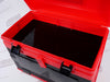 Top Storage Compartment Of Meiho Trendy Tackle Case