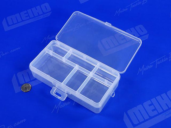 Small Plastic Fishing Supply Storage Case