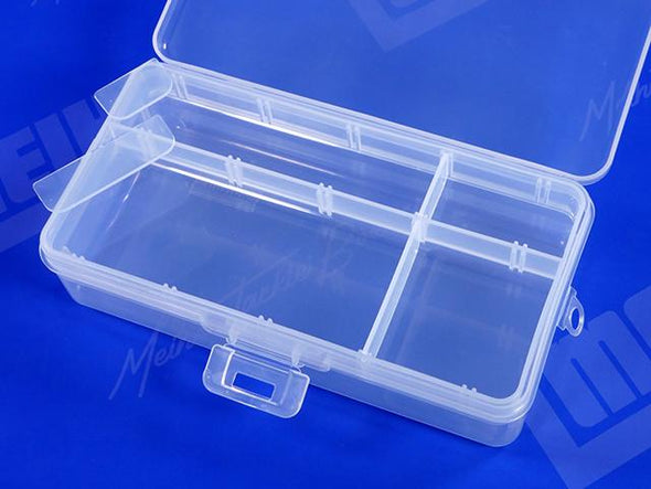 4 Removable Plastic Dividers In Removable Tray