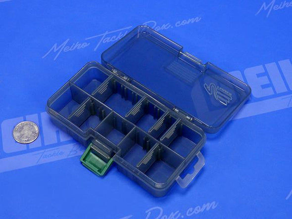5 Inch Fly Style Plastic Compartment Case