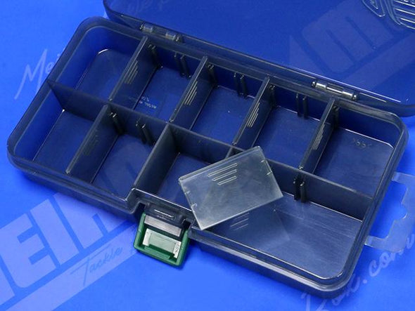 6 Removable Plastic Dividers For Varying Compartment Sizes