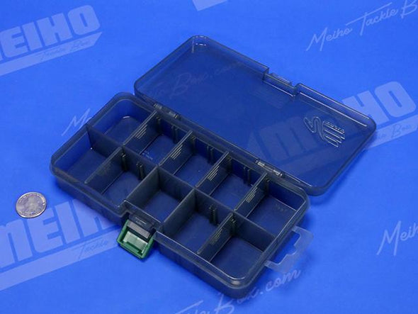 7 Inch Fly Style Plastic Compartment Case