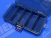 4 Fixed Plastic Dividers Create 5 Separate Fishing Lure Compartments