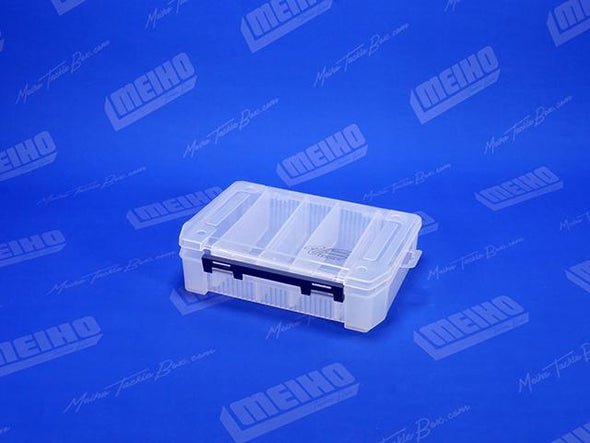 Meiho Versus VS-1200NDDM Clear Compartment Case