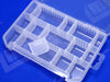 12 Removable Plastic Dividers For Varying Compartment Sizes
