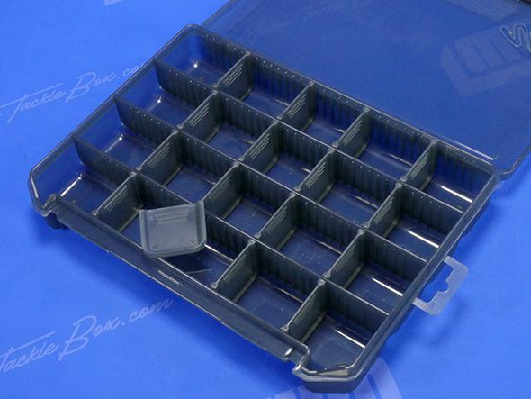 16 Removable Plastic Dividers For Varying Compartment Sizes