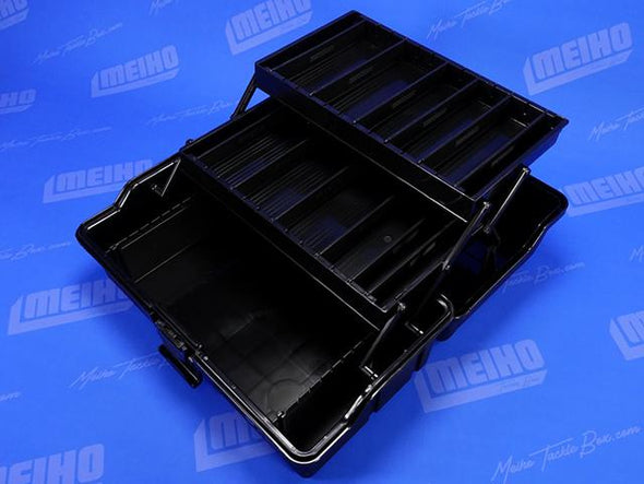 Multiple Storage Compartments For Fishing Lures, Weights, Hooks and Tackle