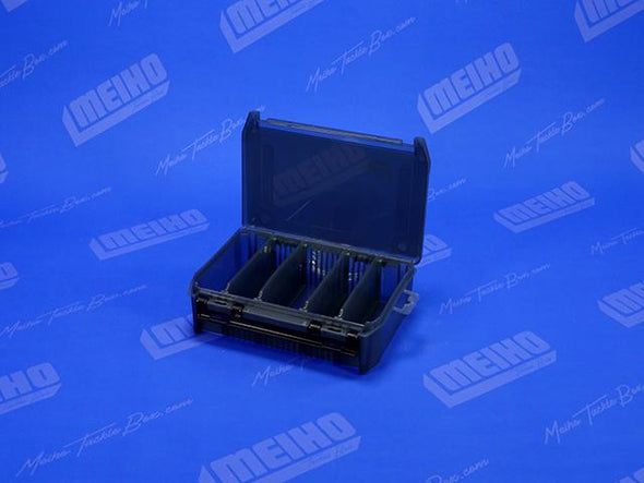 Hinged Lid Plastic Case For Fishing Tackle