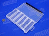Plastic Fishing Utility Compartment Case