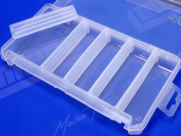 5 Removable Plastic Dividers For Varying Compartment Sizes