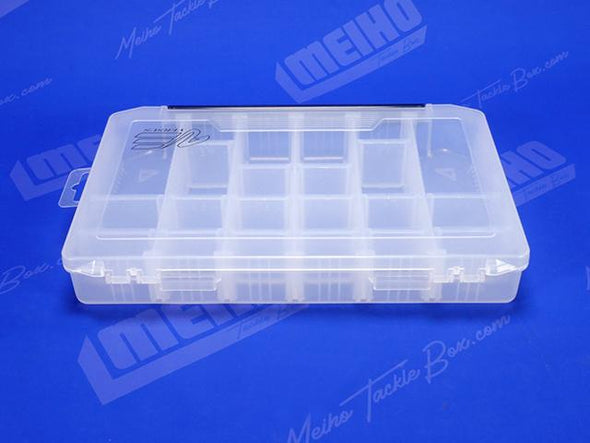 Sturdy Plastic Hinges Keep Lid Attached