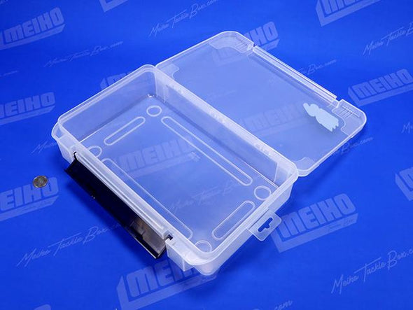 Single Compartment Plastic Fishing Utility Case