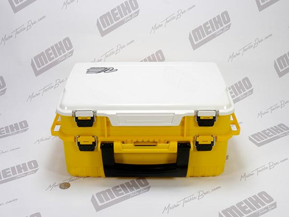 Large Plastic Fishing Compartment Case