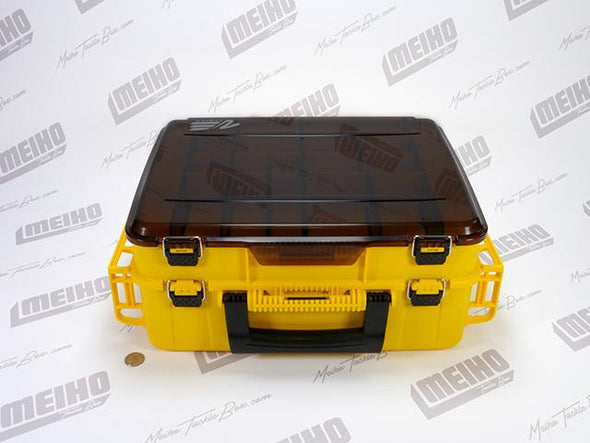 Plastic Fishing Storage Case With Carrying Handle