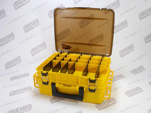 Top Hinged Lid Plastic Case For Fishing Tackle