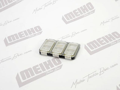 Meiho Versus VS-420 Three Compartment Mini Case