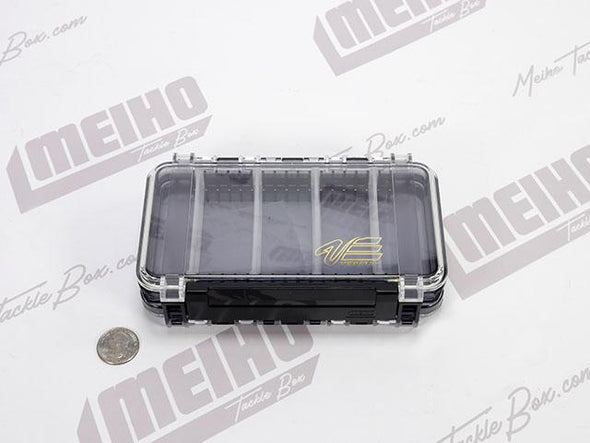 Meiho Versus Plastic Fishing Case With Clear Lid