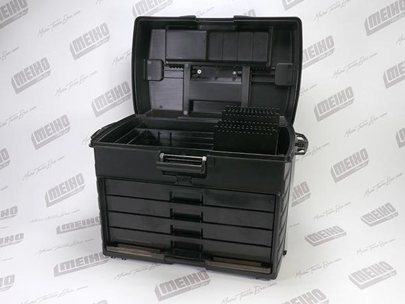 Large Plastic Fishing Storage Case With Carrying Handle
