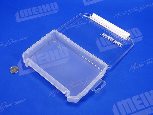 Flat Plastic Storage Case For Fishing Supplies and Tackle