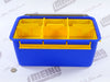 Large Plastic Fishing Box With Multiple Compartments