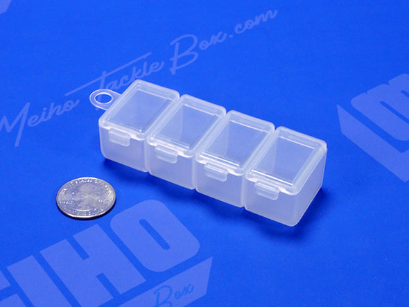 Small Plastic Connected Container Strip