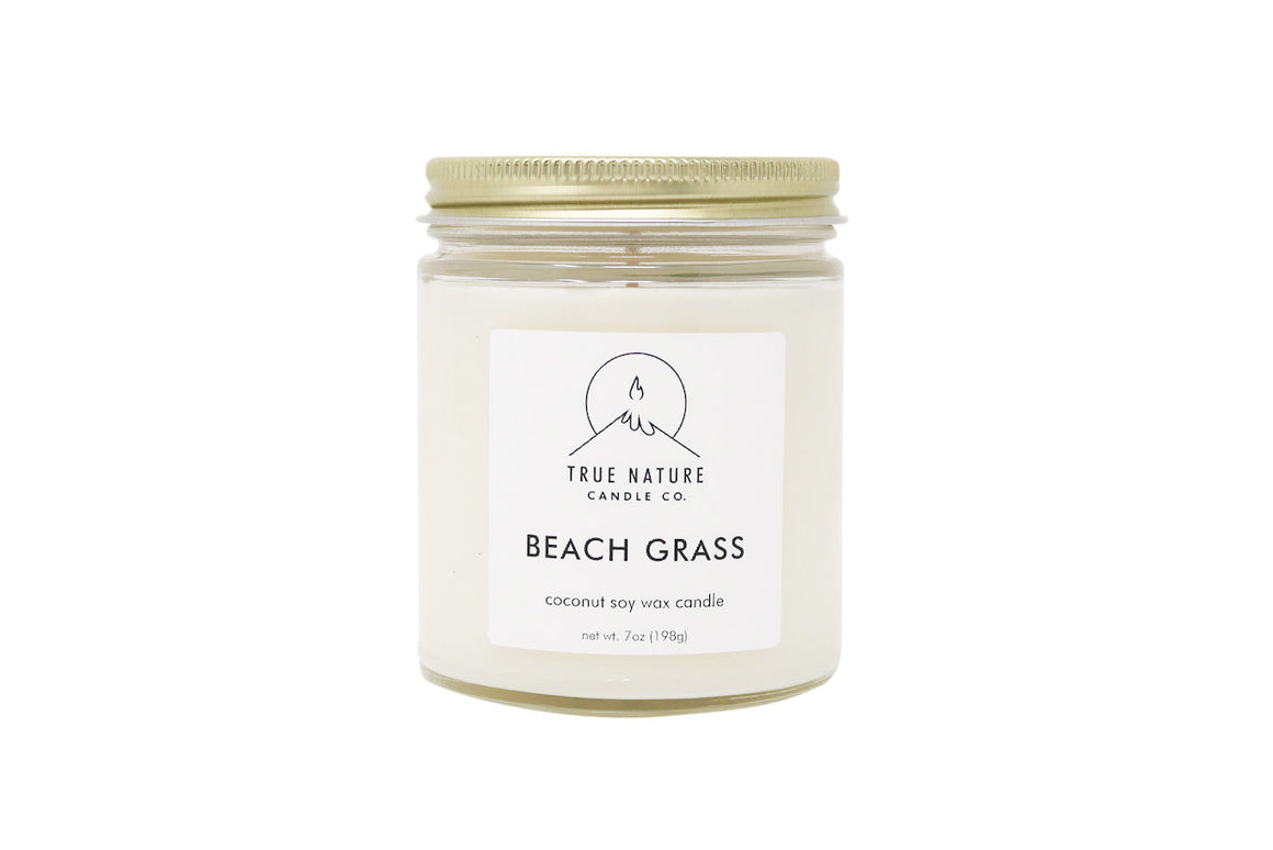 Beach Grass Candle - True Nature Candle Co.